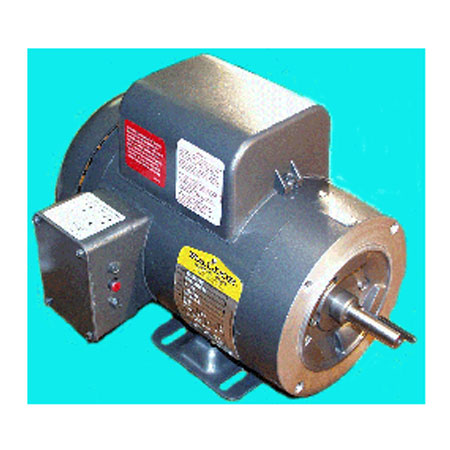 "5 HP 3450RPM C-FACE 3/4"" SHAFT ODP 230V"