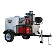 SIMPSON Hot Water Trailer